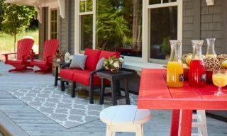 Outdoor Furniture (CR Plastic)